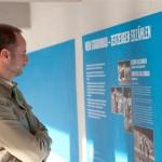 Mein Stadionbad_Ausstellungseröffnung_Zeitzeugenwand