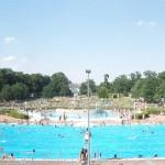 Stadionbad, Juli 2012, Foto: S. Thiel