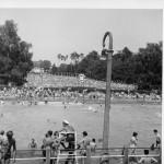 Stadion Bad , August 1952 Foto: K. Kraus